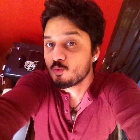 Yash Chaturvedi, 38, Varanasi, India