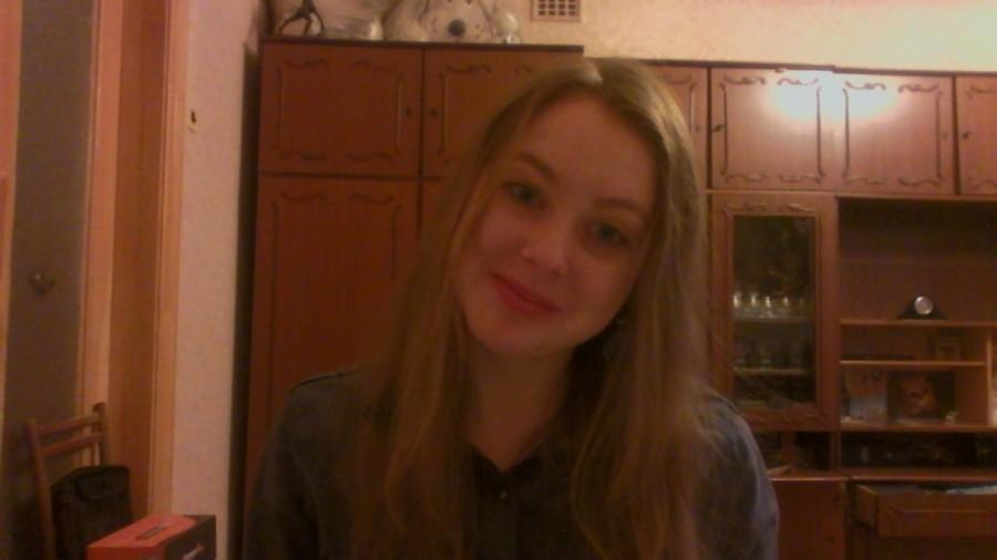Elena, 23, Moscow, Russian Federation