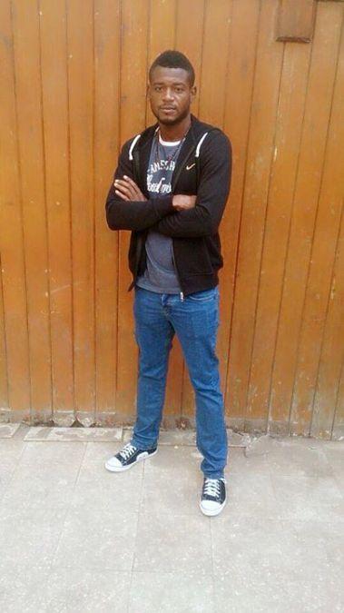 Jackson Jacobs, 34, Cairo, Egypt