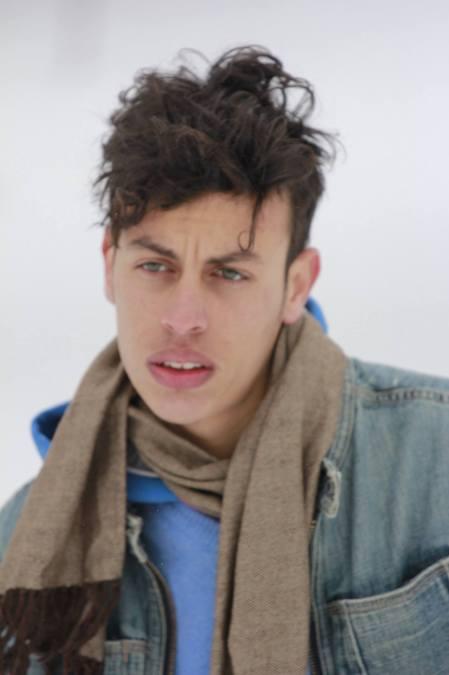 Mohamed Bouchfar, 24, Agadir, Morocco