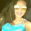 Clara Castrocorrea, 20, Patrocinio, Brazil