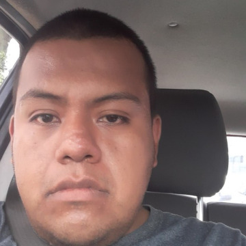 Efrain Alejandro Carmona Pérez, 25, Mexico City, Mexico