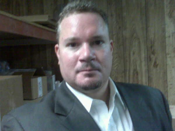Jack Frank, 45, Los Angeles, United States