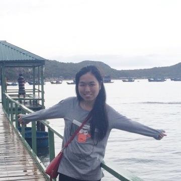 gaby bui, 27, Ho Chi Minh City, Vietnam