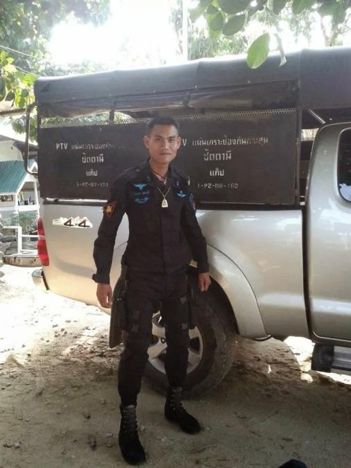 นักรบ ดำ พราน อี่สาน, 35, Thai Mueang, Thailand