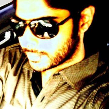 Sagar Shah, 35, Mumbai, India