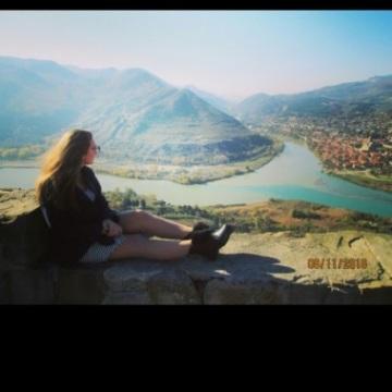 Giorgadze Eka, 23, Tbilisi, Georgia