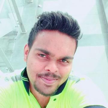 Nuwan Fernando, 27, Kotte, Sri Lanka