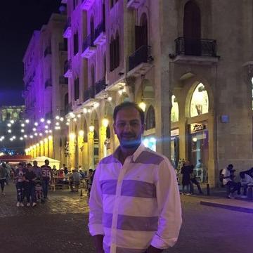 Bilal Homaissi, 40, Beyrouth, Lebanon
