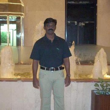 Raj, 41, Chennai, India