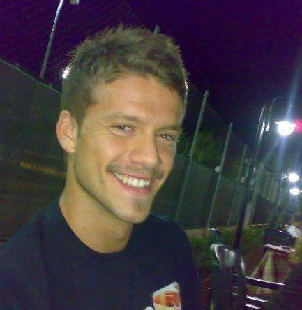 Stefano Ferraro, 31, Reggio Emilia, Italy