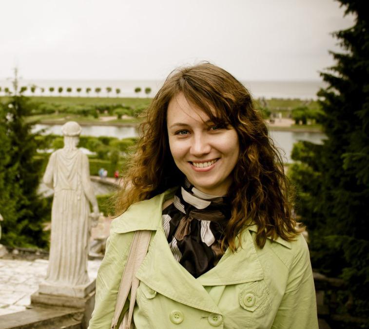 Maria, 32, Saint Petersburg, Russian Federation