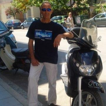 Salim Alaoui, 47, Algiers, Algeria