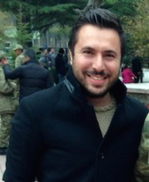 ersin, 37, Istanbul, Turkey