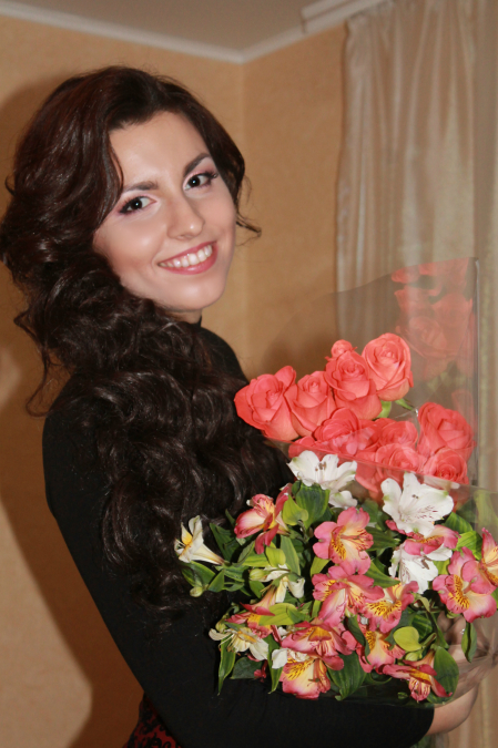 Алина Любимова, 25, Zaporizhzhya, Ukraine