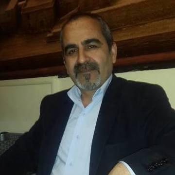 Kazim Karatastan, 51, Istanbul, Turkey