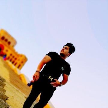 Araz Aslan, 20, Erbil, Iraq