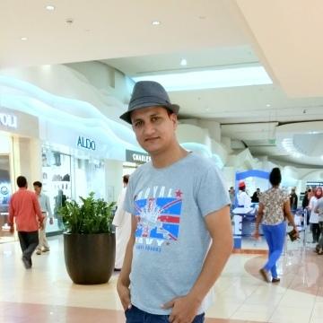 Vinod Jakhar, 34, Dubai, United Arab Emirates