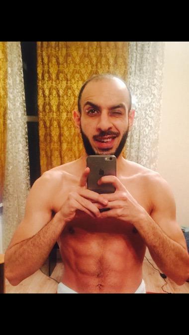 Mohammad Shaban, 30, Safut, Jordan