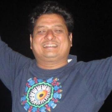 rajesh Agarwal, 39, Kota, India