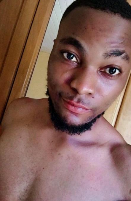 Isaac, 25, Accra, Ghana