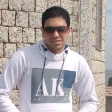 Hatem Nasr, 30, Alexandria, Egypt