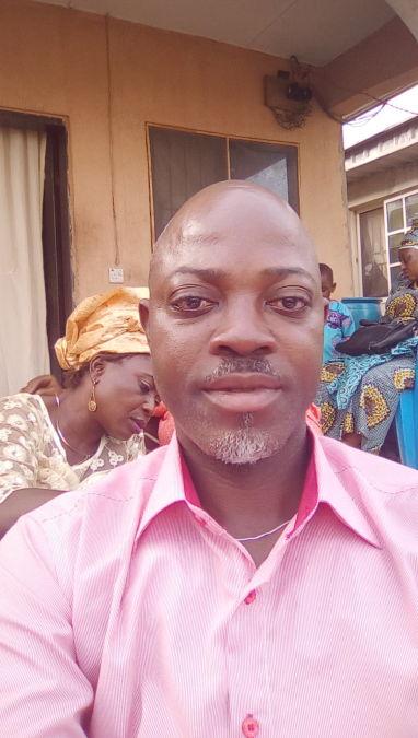 Clement, 44, Lagos, Nigeria