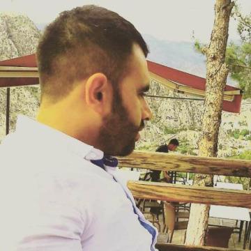 Murat Kızılay, 31, Antalya, Turkey