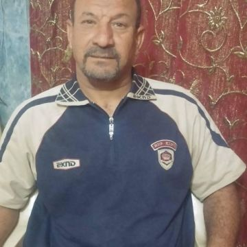 علي الشمري, 55, Diwaniyah, Iraq