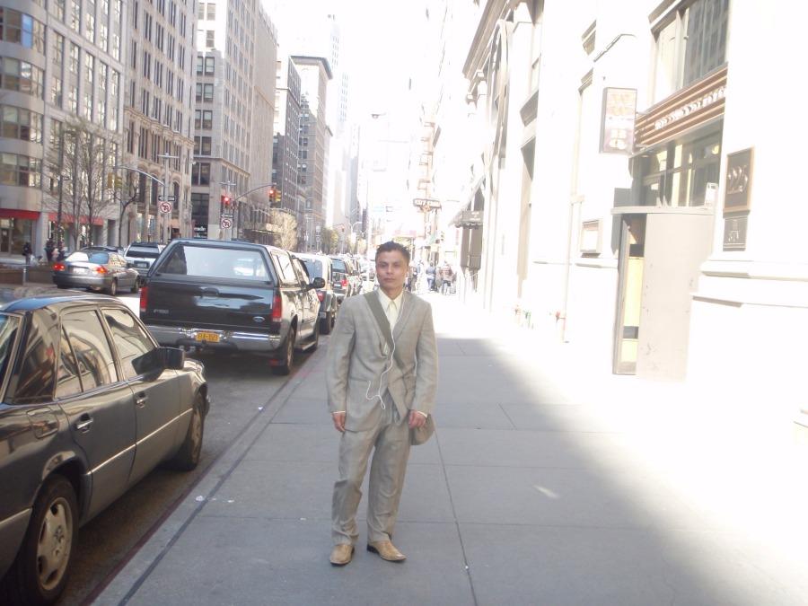 Franco Gallardo, 42, New York, United States