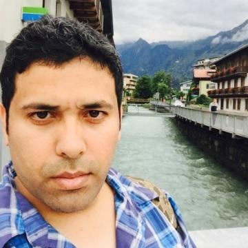 Hammed, 39, Dubai, United Arab Emirates