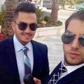 Khaled Khader, 25, Amman, Jordan