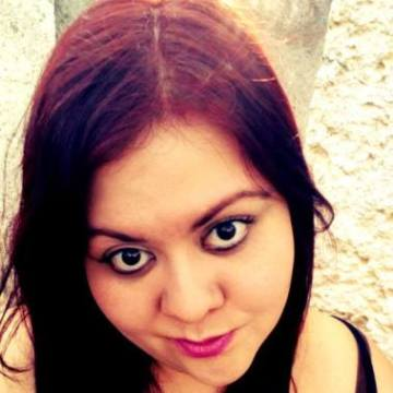 Angie Morón, 31, Mexico City, Mexico