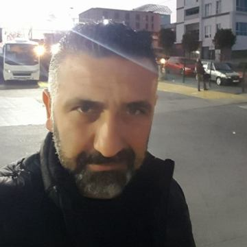 Timucin Cansiz, 41, Antalya, Turkey