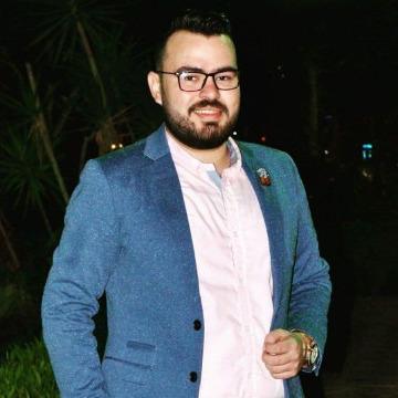 Mostafa Ahmed, 28, Cairo, Egypt