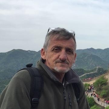 Izzy Levy, 61, Tel Aviv, Israel