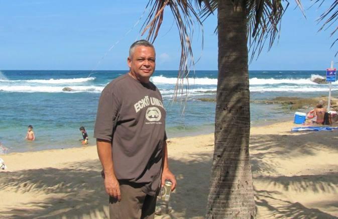 Orlando Rivera, 60, San Juan, Puerto Rico