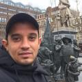 Mohamed Abdelaziz Fouad, 37, Cairo, Egypt