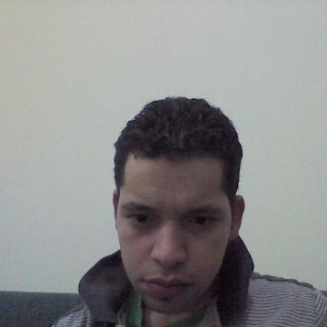 ibrahim, 30, Abu Dhabi, United Arab Emirates