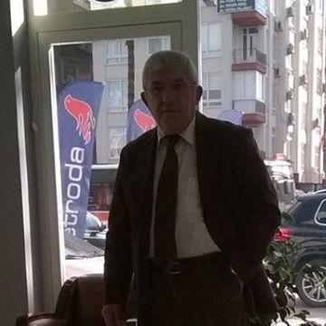 TC Yıldırım Arıcı, 59, Mersin, Turkey