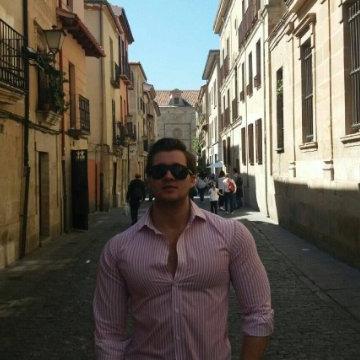 samuel bogdan baicu, 25, Madrid, Spain