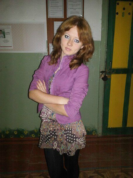 Alexandra Oblivina, 23,