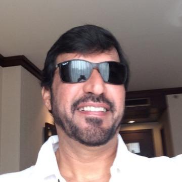 Rashid, 47, Dubai, India