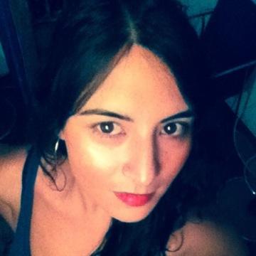 Andrea guerra, 33, Santiago, Chile