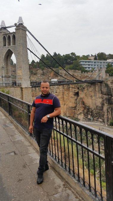Abdelkader La Martina, 32, Ouargla, Algeria