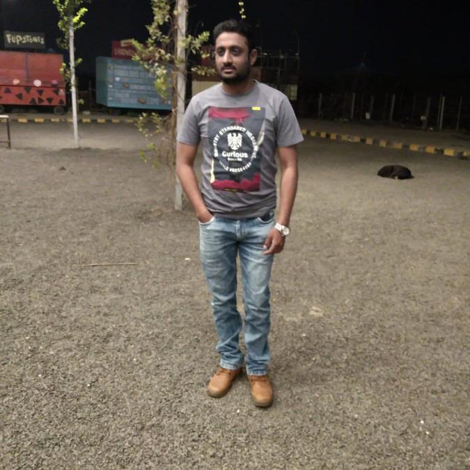 Rizwan f mistrywala, 33, Anand, India