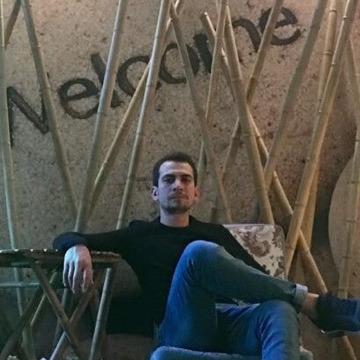 Fatih Koçmar, 25, Istanbul, Turkey