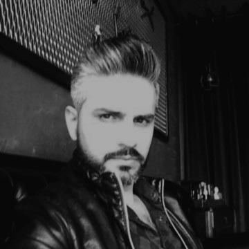 Nurullah Demir, 39, Istanbul, Turkey