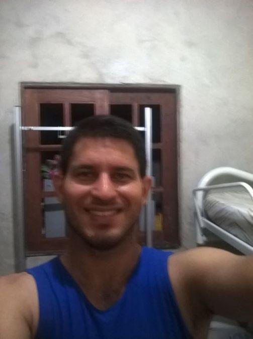 Aislan, 37, Maceio, Brazil