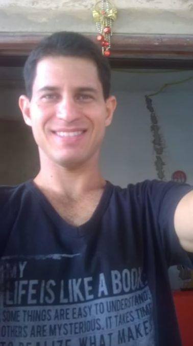 Aislan, 38, Maceio, Brazil